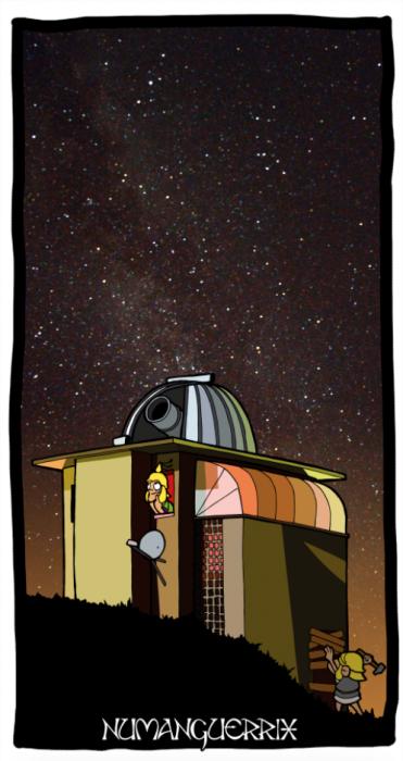Observatorio de Borobia