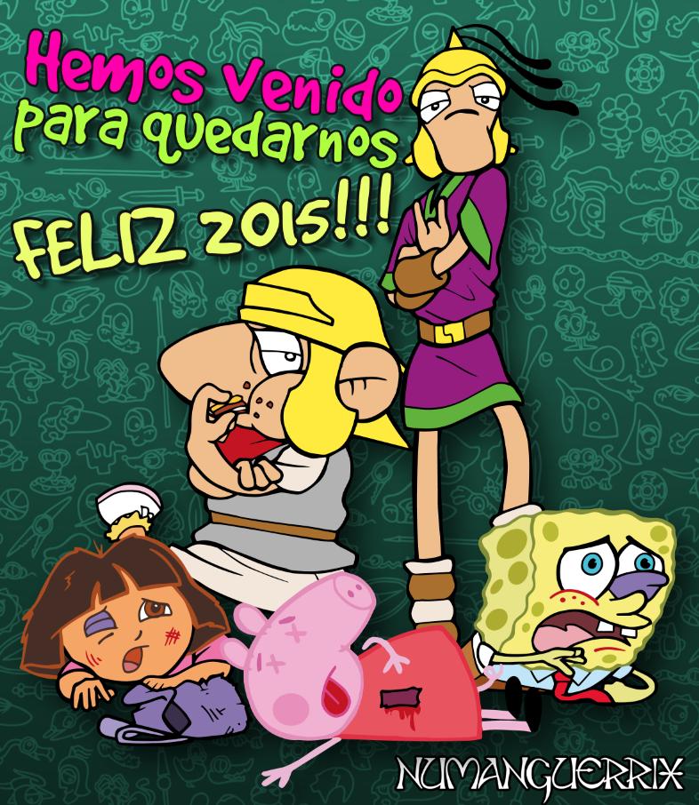 Feliz Año 2015!!!