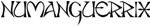 Logotipo de Numanguerrix