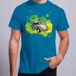 Beetle camiseta