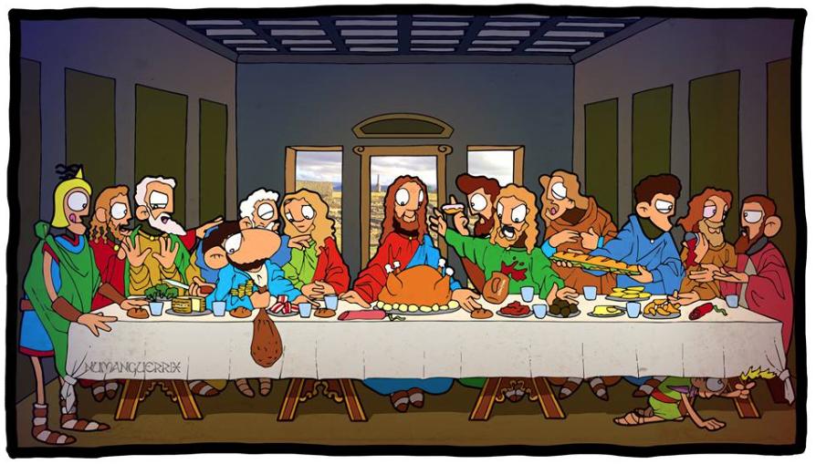 Santa Cena!