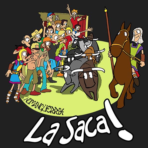 Jueves La Saca