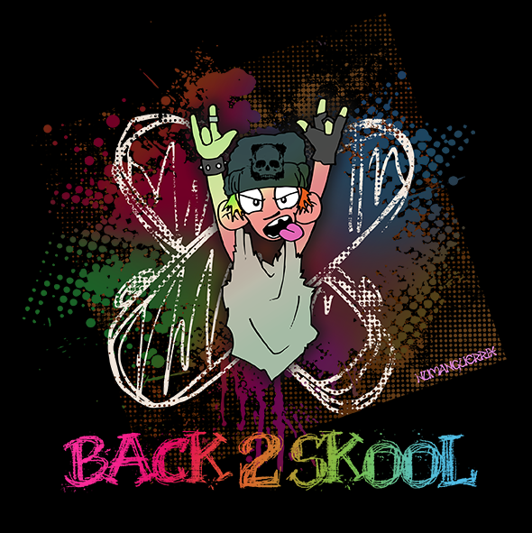 Back 2 Skool!