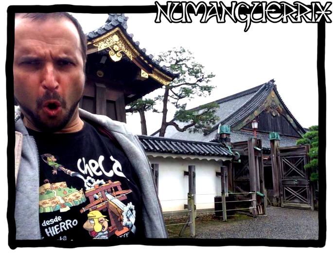 Guerreros por Japón