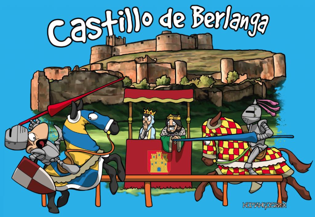 Asoc. Amigos del Castillo de Berlanga de Duero