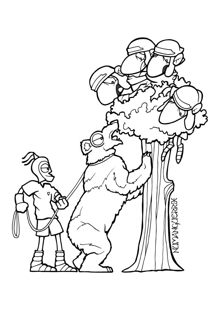 El Oso y el Madroño