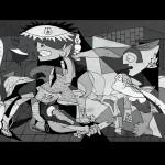 Wallpaper. Guernica